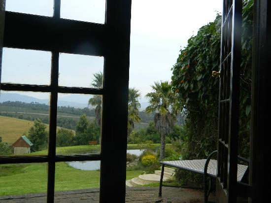Caledon Hotel, Spa, Casino: Room with great view