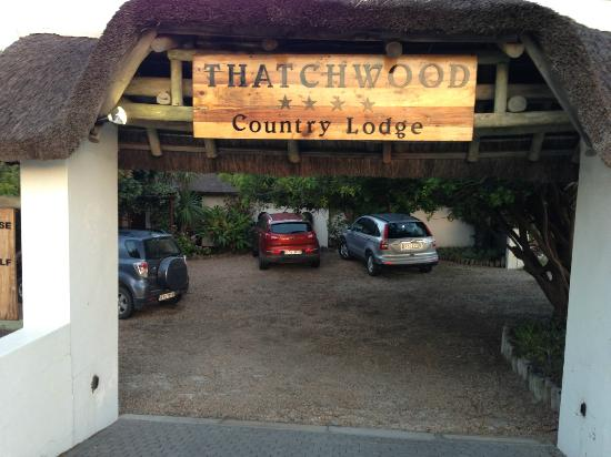 Thatchwood: Very good guesthouse