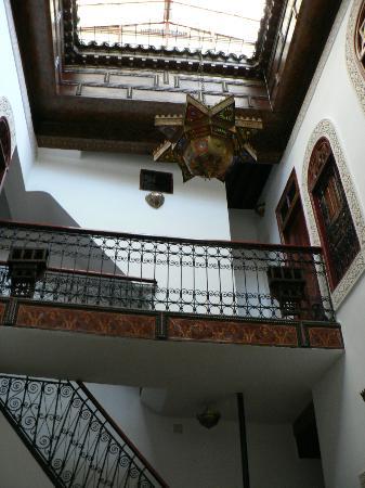 Dar Hafsa: interior