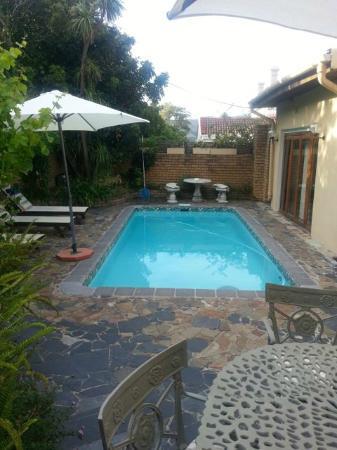 Atforest Guest House: Der Pool war schön