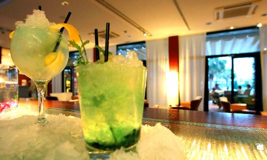 Hotel Clipper & Villas: Piano Bar /Chill out Hotel