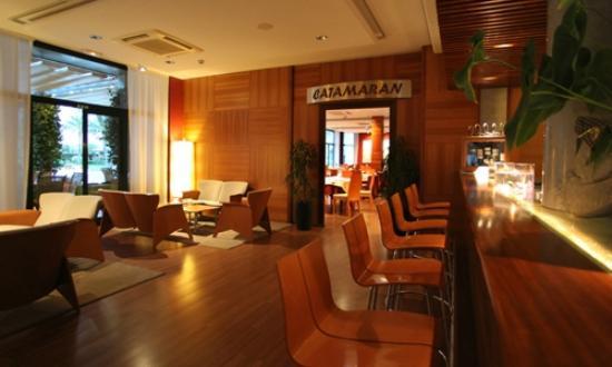 Hotel Clipper & Villas: Piano Bar/ Chill out