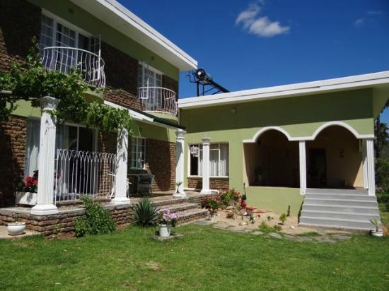 Frischgewaagd Guesthouse: Das Haus