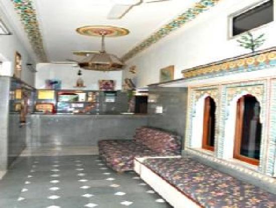 Hotel Bani Park Palace: Inside 1
