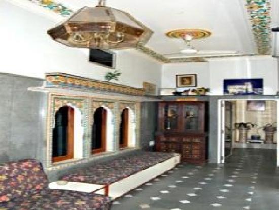 Hotel Bani Park Palace: Inside 2