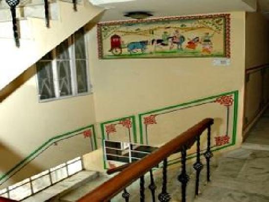 Hotel Bani Park Palace: Inside 3