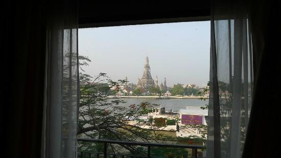 Sala Arun: View from Srivichai