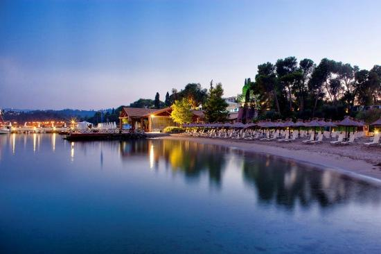 Kontokali, Grecia: BEACH - EVENING