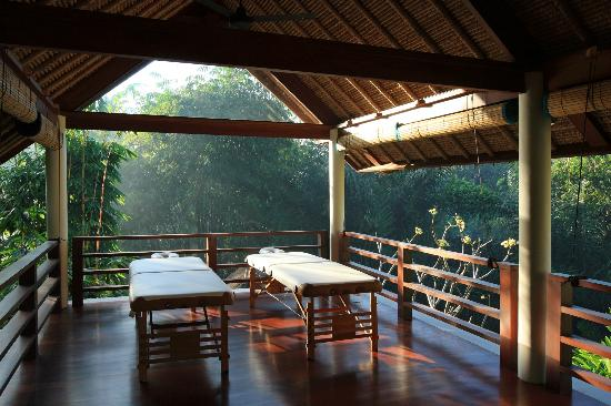 The Purist Villas and Spa: Spa & Yoga Pavilion