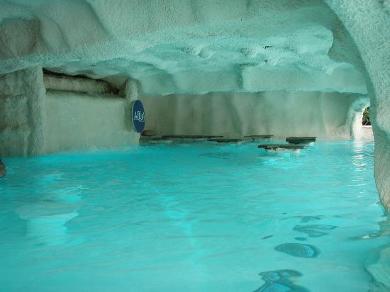 Cofresi Palm Beach & Spa Resort: Aqua Bar dentro de la piscina