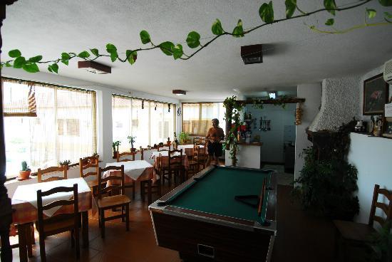 Quinta Paraiso: Sala