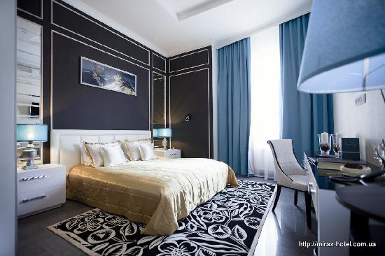 Mirax Boutique Hotel : Standart Room