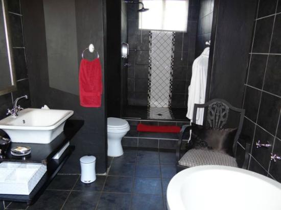 Ama Zulu Guesthouse: HM Suite - Bad