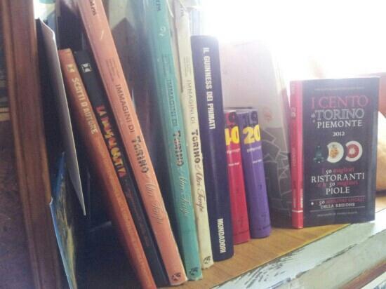 Trattoria Coco's: book sharing
