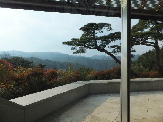 眺めはサイコー - Picture of Miho Museum, Koka - TripAdvisor