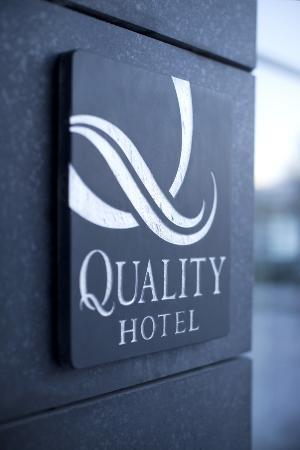 Quality Airport Hotel Vaernes: Quality logo