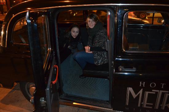 Hotel Metro Taxi: Super Cool