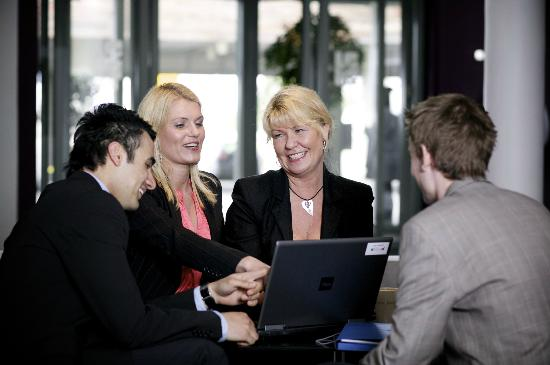 Quality Airport Hotel Vaernes: Conference group