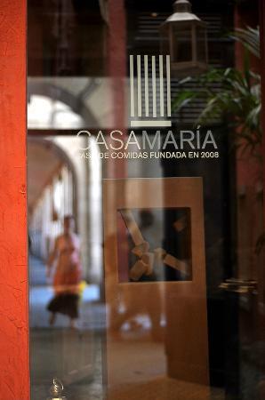 Restaurante casa maria en madrid con cocina tapas - Restaurante casa maria ...