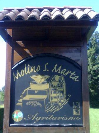 Robecco sul Naviglio, Italien: Agriturismo Molino Santa Marta