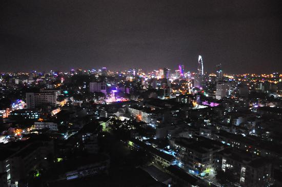 Hotel Nikko Saigon: Skyline