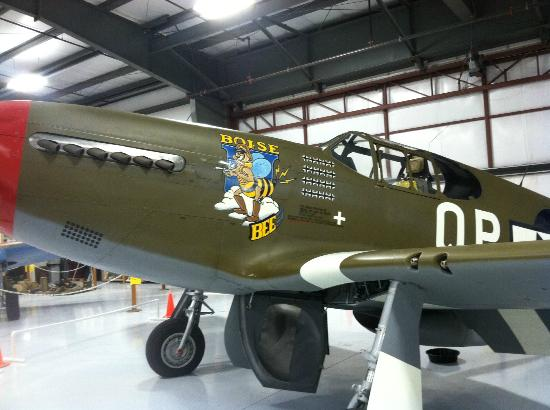 Warhawk Air Museum: Boise Bee