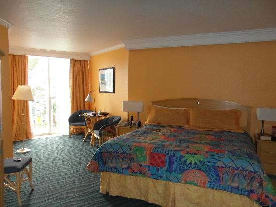 Guy Harvey Outpost, a TradeWinds Beach Resort: Clean and bright.
