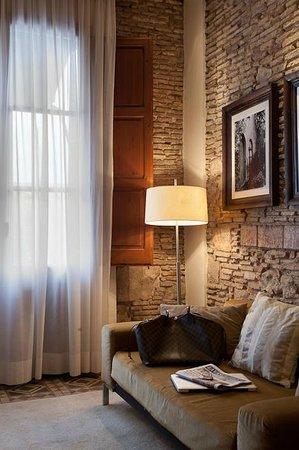 La Casa de les Lletres : inside apartment