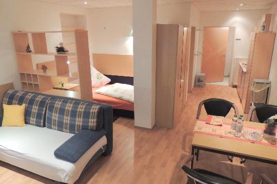 Hotel Garni Rodenbach: Apartment