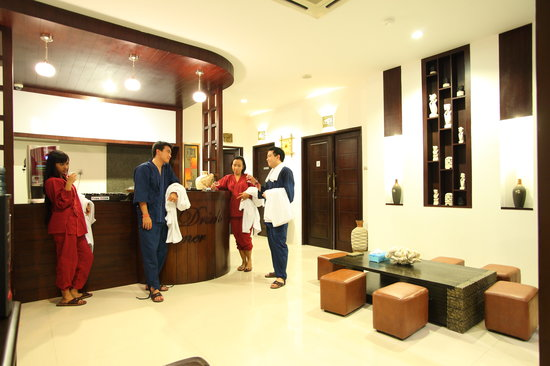 Yume Shima Batam (Anti-Oxidant Hot Bed Spa)