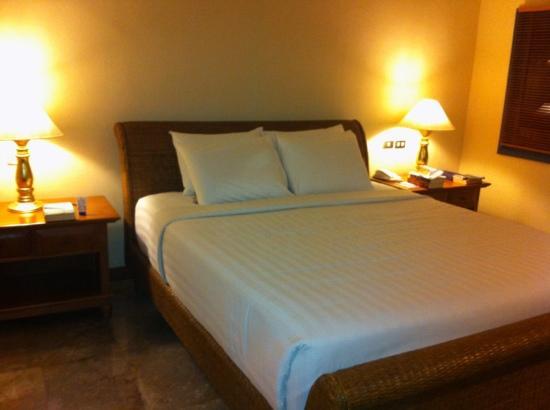 Puri Santrian: are bedroom