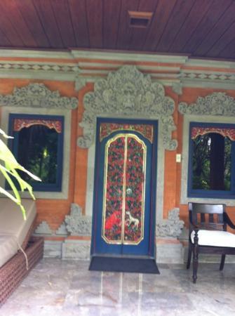 Puri Santrian: bungalow 145