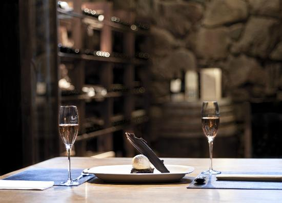 Lares de Chacras: Private Dinners in our Wine Cellar