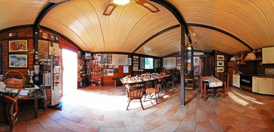 B&B Sotto il Vulcano: Panoramica breakfast