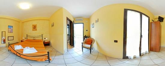 B&B Sotto il Vulcano: Room orange