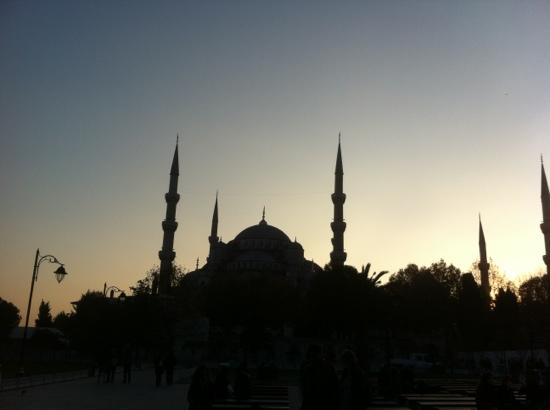 Armada Istanbul Old City Hotel: Blue mosque