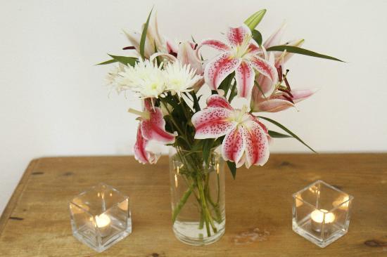 Neumayr: Blumendekoration