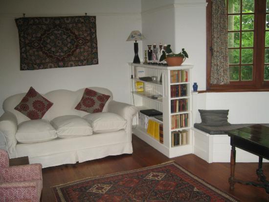 Lekkerwijn: sitting room