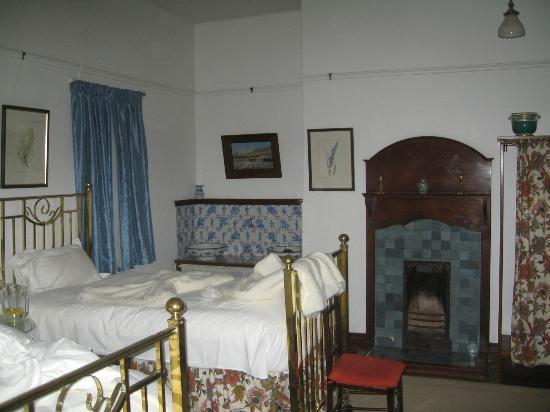 Lekkerwijn: Romantc 2-beds room