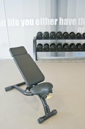 Hotel Atton San Isidro: Gym