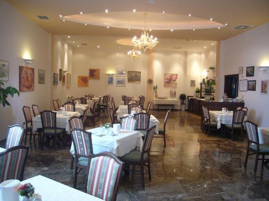 Hotel San Marco : Frühstücken mit Geschmak