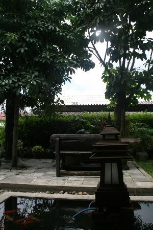 Baan Warabordee: Zona común