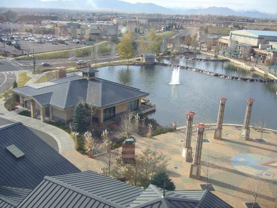 The Westin Westminster: View from my room 729