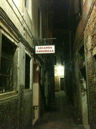 Locanda Cavanella: l hotel