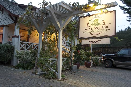 Wine Way Inn: Wine Way Inn 