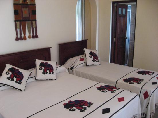 Hotel Amanda Hills: Stranded Triple Room