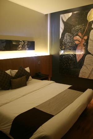 Siam Swana Hotel: Habitación