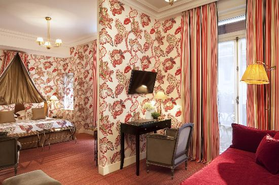 West-End Hotel: Chambre Junior Suite