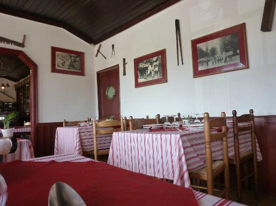 Restaurant Camette : intérieur