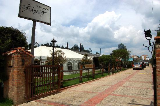 Chia, Colombia: entrada